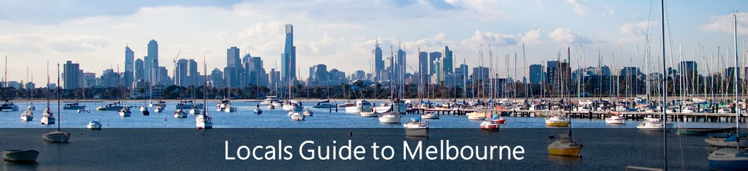 Locals guide to melbourne